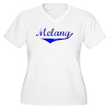 Melany Vintage (Blue) T-Shirt