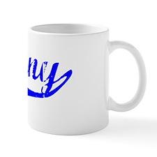 Melany Vintage (Blue) Mug