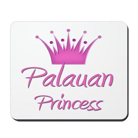 Palauan Princess Mousepad