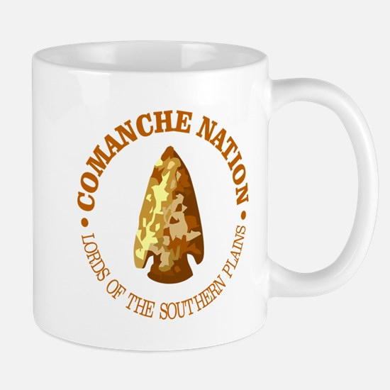 Comanche Nation Mugs