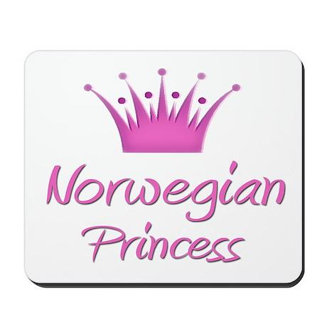 Norwegian Princess Mousepad