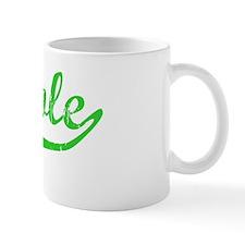 Nichole Vintage (Green) Coffee Mug