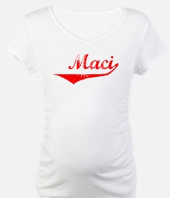 Maci Vintage (Red) Shirt