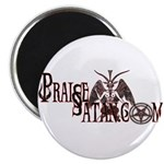 Praise Satan Magnet