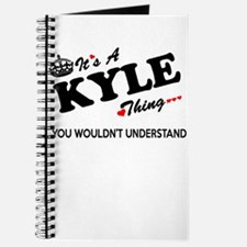 Cute Kyle Journal