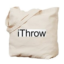 iThrow Tote Bag