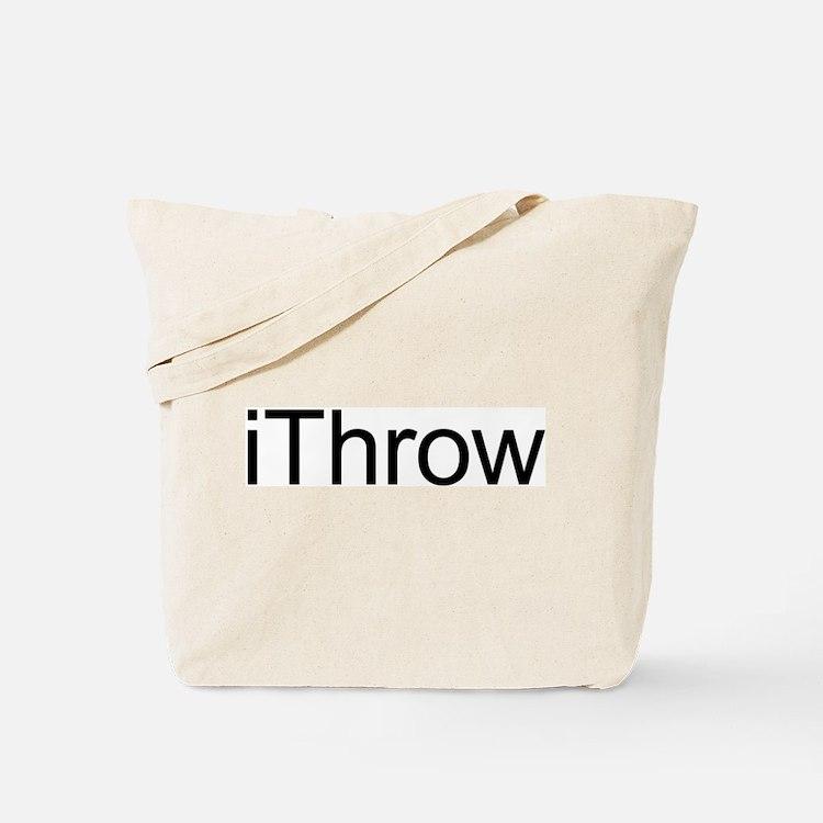 iThrow Tote Bag