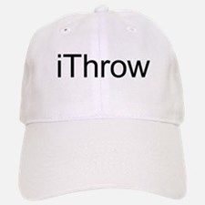 iThrow Baseball Baseball Cap
