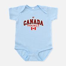 CA(CAN) Canada Hockey Onesie