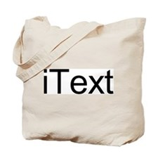 iText Tote Bag
