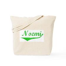 Noemi Vintage (Green) Tote Bag