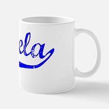 Micaela Vintage (Blue) Mug