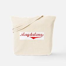 Magdalena Vintage (Red) Tote Bag