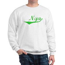Nya Vintage (Green) Sweater