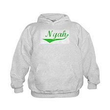 Nyah Vintage (Green) Hoodie