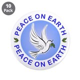 World peace Buttons
