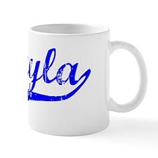 Mikayla Vintage (Blue) Mug
