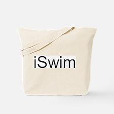iSwim Tote Bag