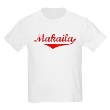 Makaila Vintage (Red) T-Shirt