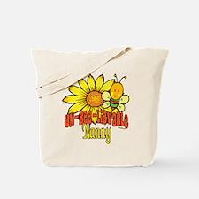 Unbelievable Nanny Tote Bag