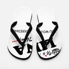 Unique Lina Flip Flops