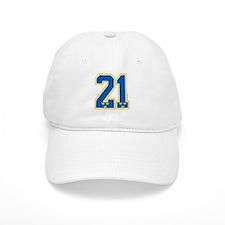SE Sweden(Sverige) Hockey 21 Baseball Cap