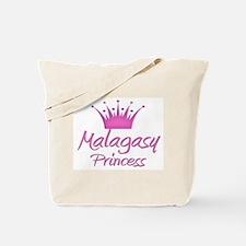 Malagasy Princess Tote Bag