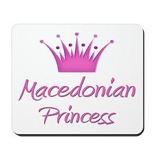 Macedonian Princess Mousepad