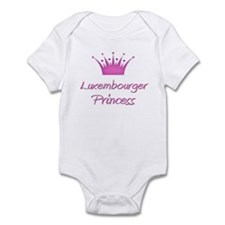 Luxembourger Princess Infant Bodysuit