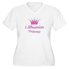 Lithuanian Princess T-Shirt