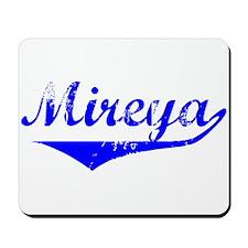 Mireya Vintage (Blue) Mousepad