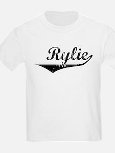 Rylie Vintage (Black) T-Shirt
