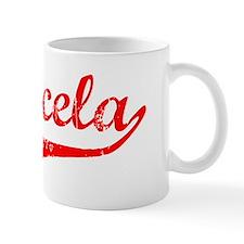 Maricela Vintage (Red) Coffee Mug