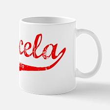 Maricela Vintage (Red) Mug