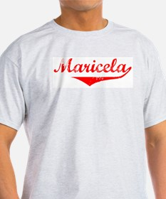Maricela Vintage (Red) T-Shirt