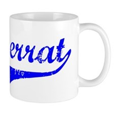 Monserrat Vintage (Blue) Mug