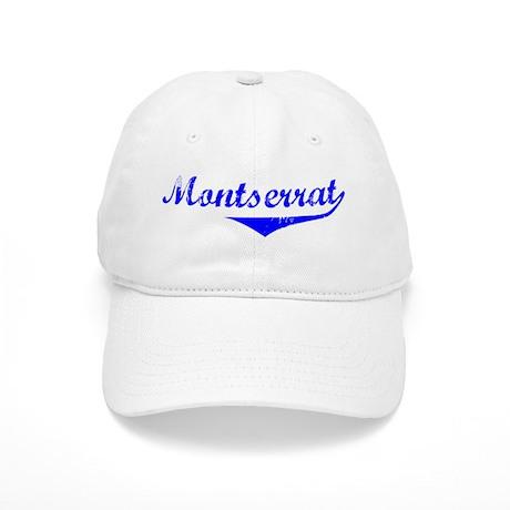 Montserrat Vintage (Blue) Cap