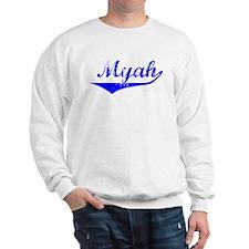 Myah Vintage (Blue) Sweatshirt