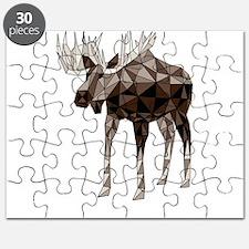 Geometric Moose Puzzle
