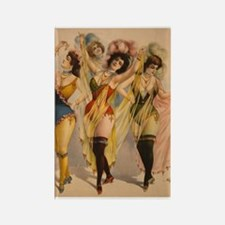 1899 Pinups Magnets