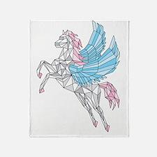 Unique Pegasus Throw Blanket