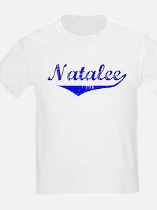 Natalee Vintage (Blue) T-Shirt