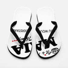 Unique Maia Flip Flops