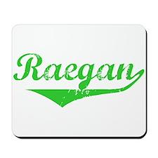 Raegan Vintage (Green) Mousepad