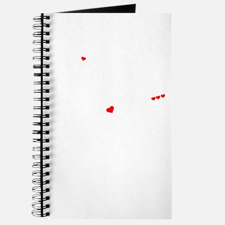 Cute Mikel Journal