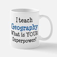 teach geography Mug