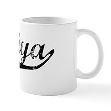 Shaniya Vintage (Black) Mug