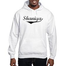 Shaniya Vintage (Black) Hoodie Sweatshirt