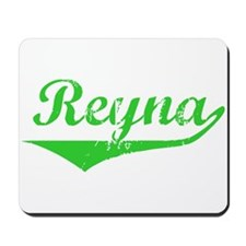 Reyna Vintage (Green) Mousepad