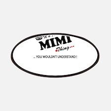 Unique Mimi Patch